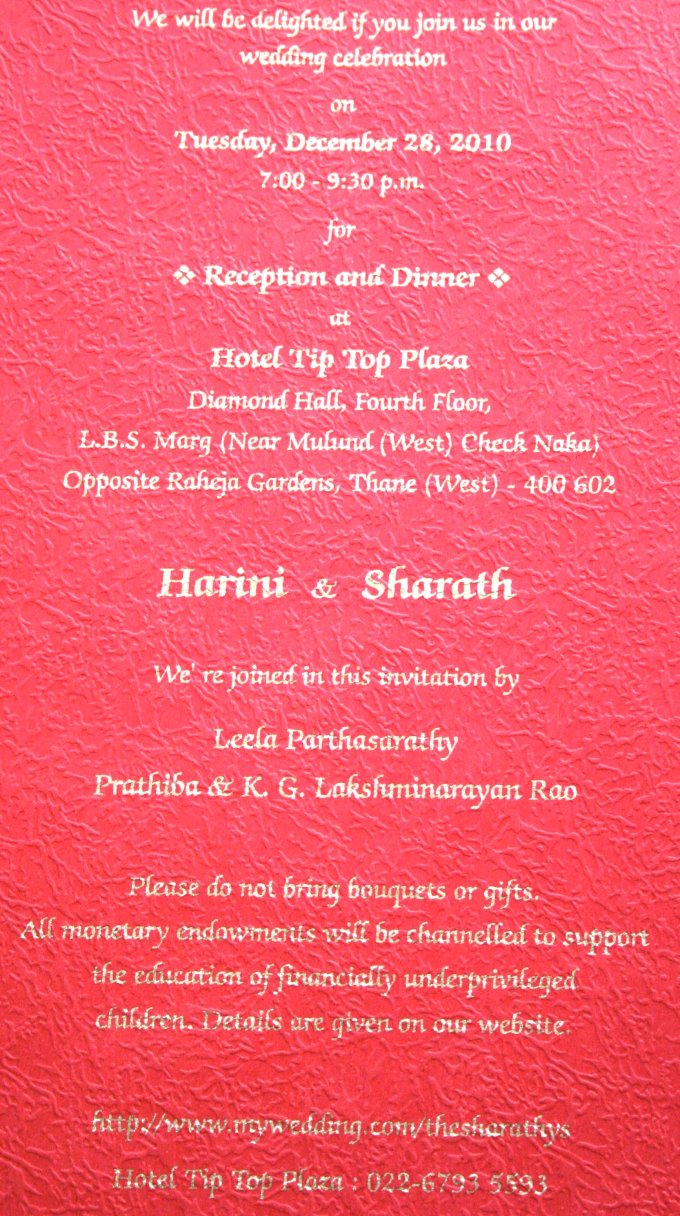 Wedding Invitation Wording No Gifts Charity | Dulahotw.co